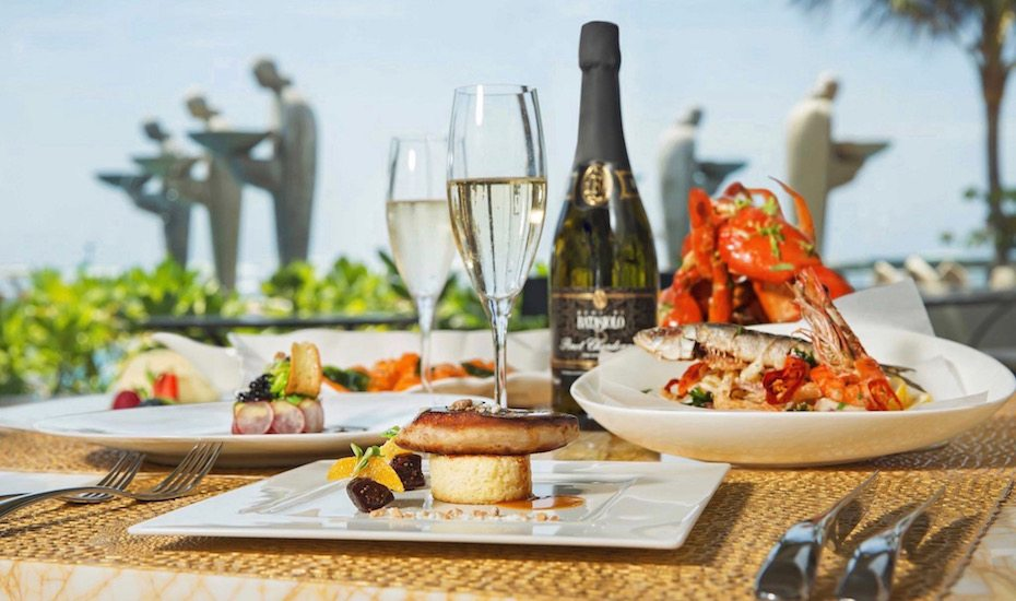 Bali's Best Restaurants - Soleil at The Mulia, Mulia Resort & Villas Nusa Dua