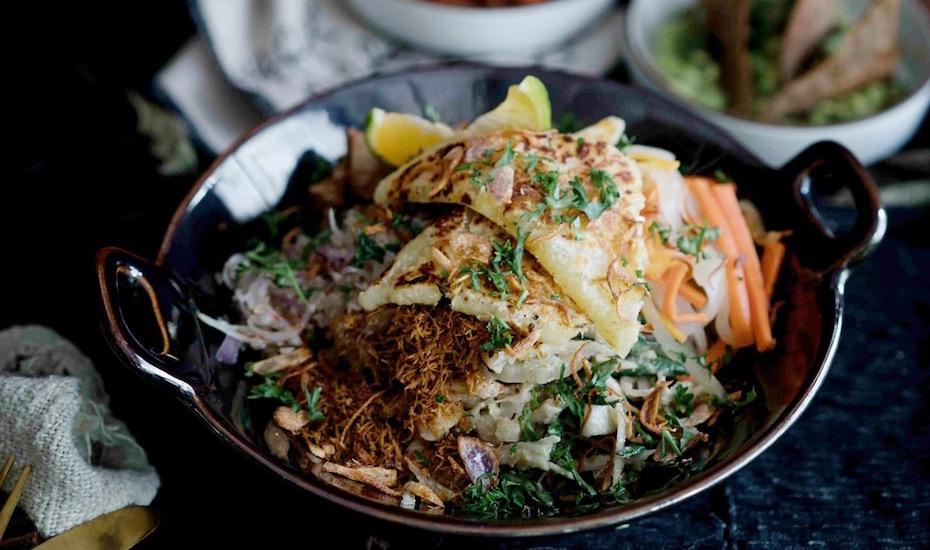 Vegan Restaurants in Bali - Zest Ubud