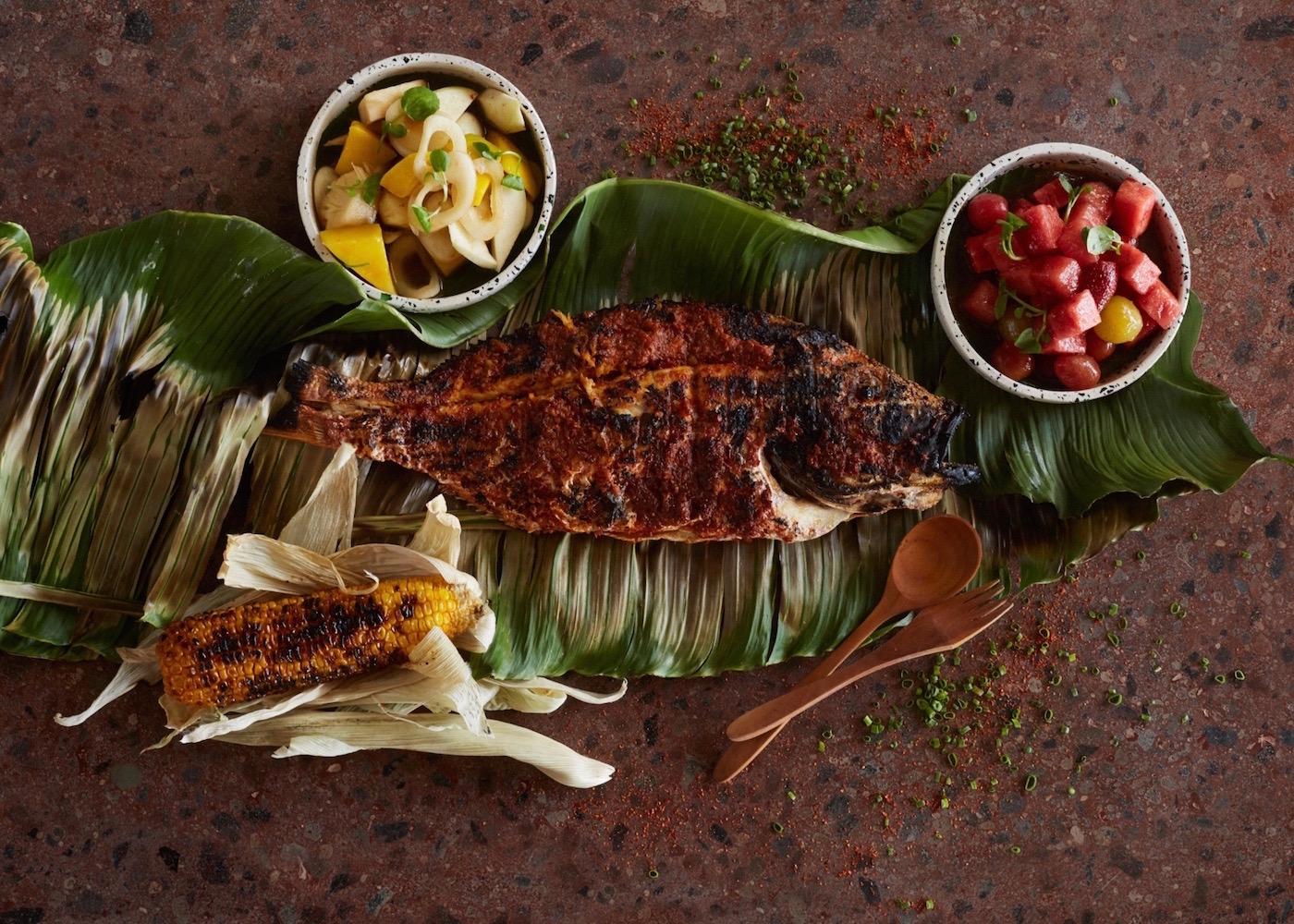 best restaurants in Seminyak - Ijen at Potato Head Beach Club