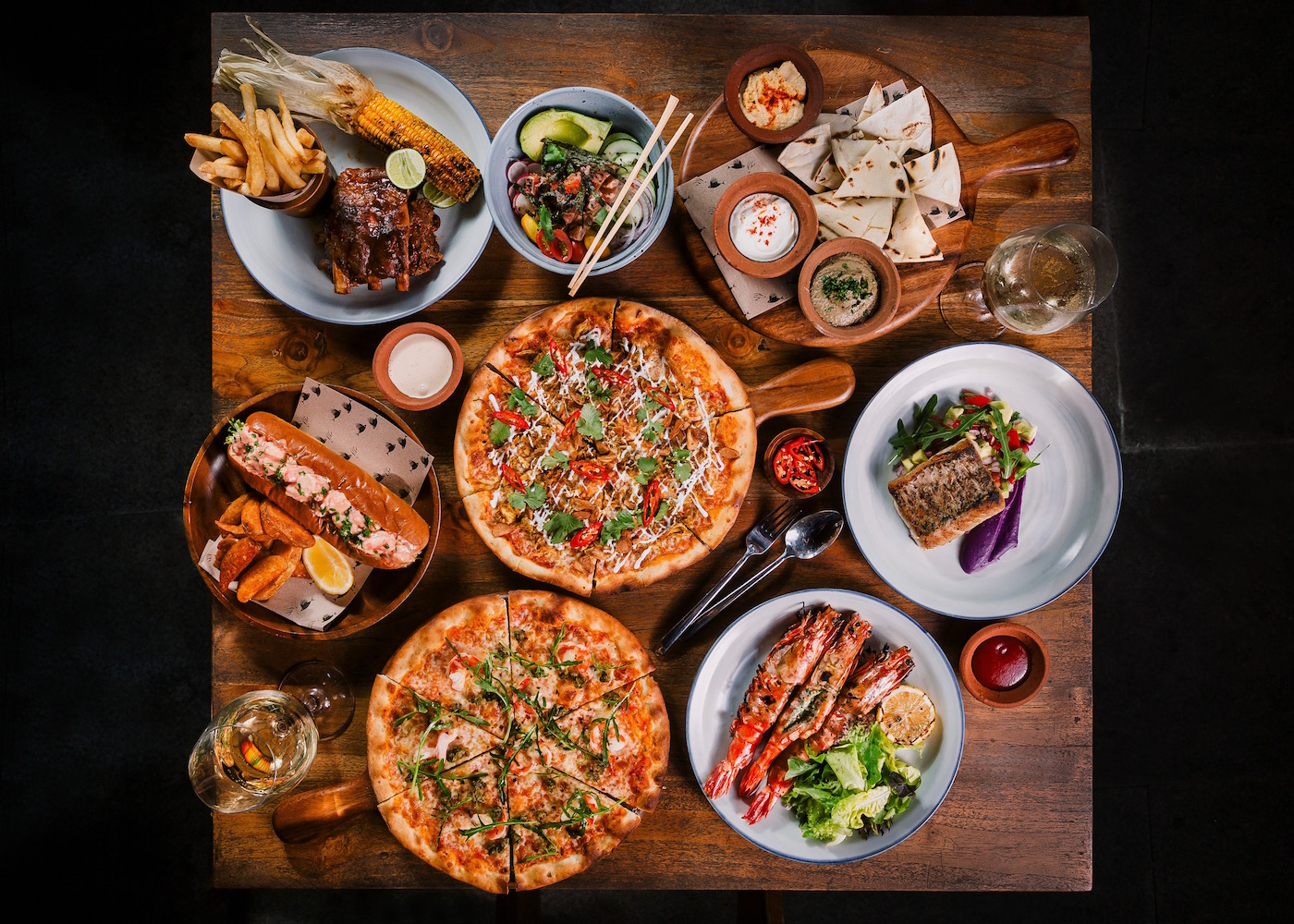 roosterfish beach club pandawa | Graze all day on a gourmet Sunday brunch