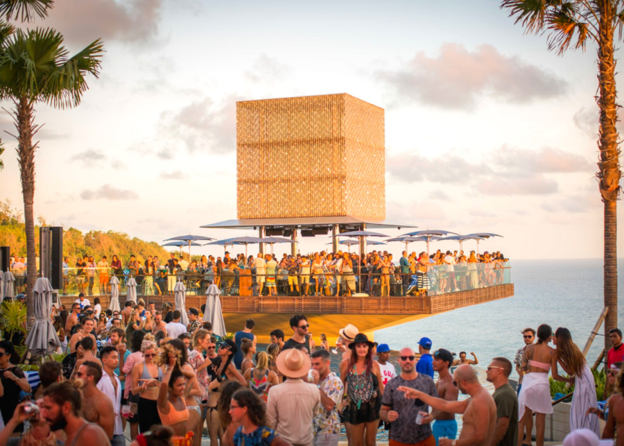 Live it up: OMNIA Dayclub Bali's sophomore year promises bucket list-worthy parties at the sky-high clifftop hang