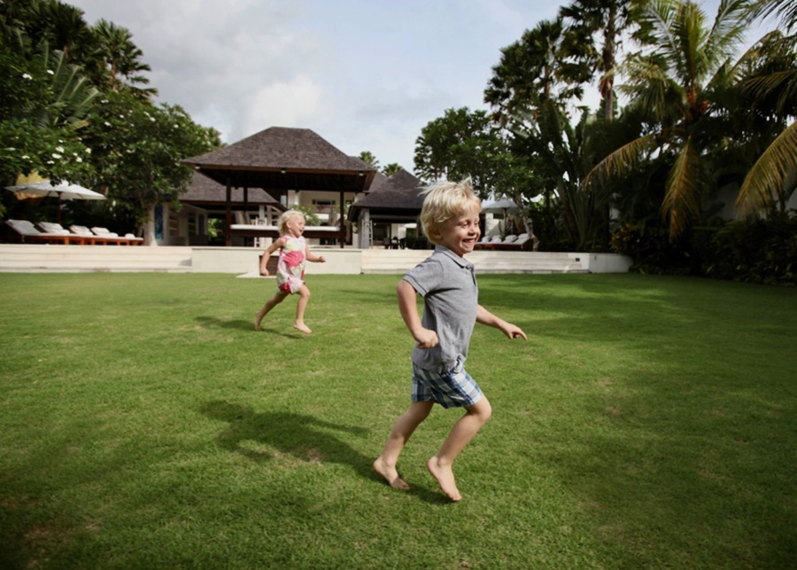 All the best family-friendly villas in Bali, complete with pools, kids facilities and in-villa luxuries!