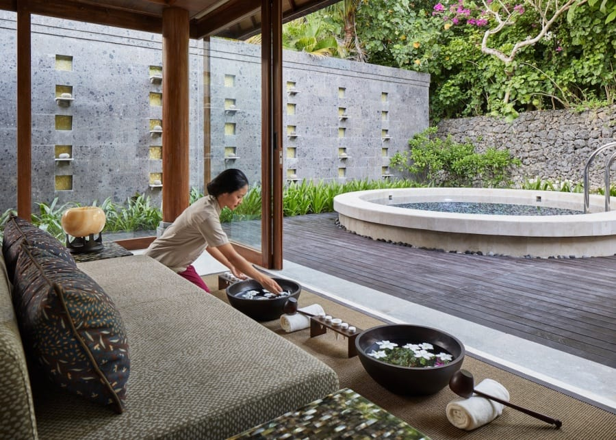 Hyatt Regency Bali has upped Sanur's spa-game with an all-embracing and world-class wellness destination