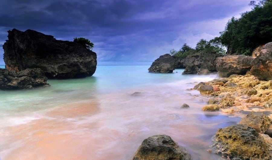 best beaches in Bali Padang Padang Dyahniar Labenski flickr