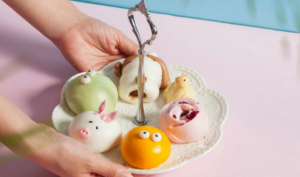 Eat your favourite cartoon! These restaurants serve tasty and cute dim sum made for Instagram