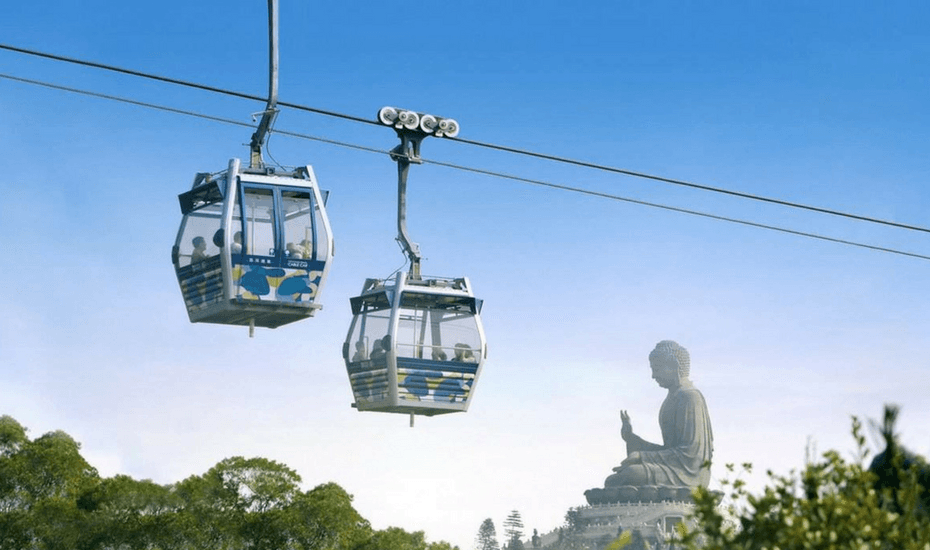 hong kong tourist attractions ngong ping 360 hong kong tourist