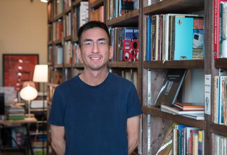 Bleak House Books Hong Kong bookstore Albert Wan