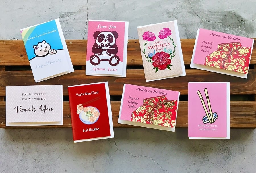 buy greeting cards in Hong Kong The Lion Rock Press