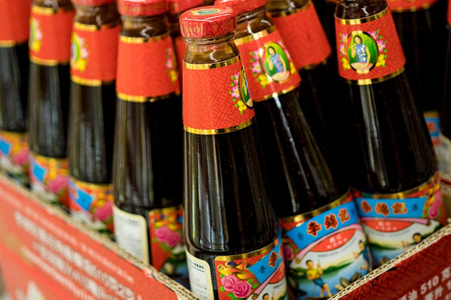 Oyster Sauce famous sauces in Hong Kong