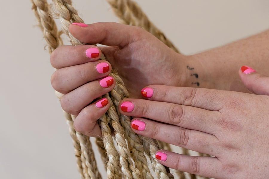 Moksa nail salon manicure