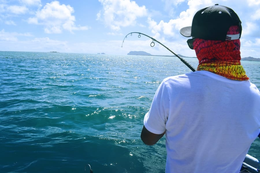 experience gifts in Hong KOng deep sea fishing