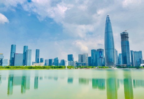 things to do in Shenzhen cityscape