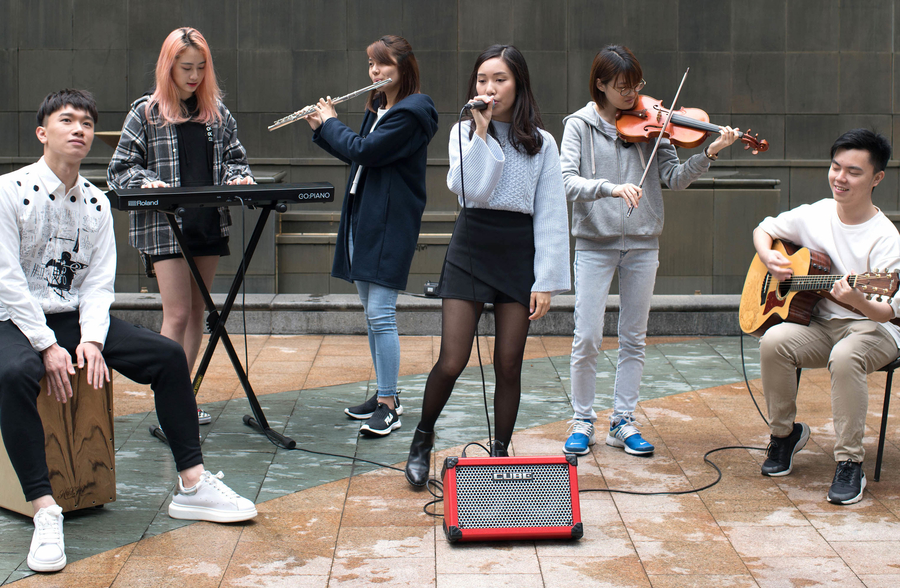Sunday Afternoon Music Show things to do this weekend in Hong Kong