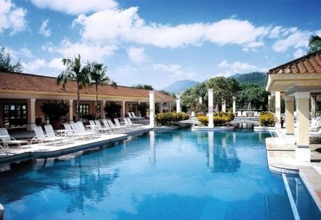 family-friendly hotels in Macau where to stay in Macau Grand Coloane Resort