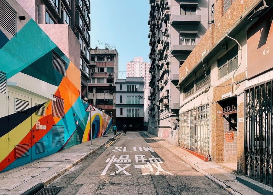 Sheung Wan guide: Discover street art, shop the antiques and grab the tastiest food