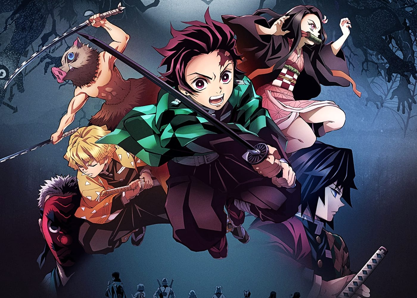 demon slayer anime charaters