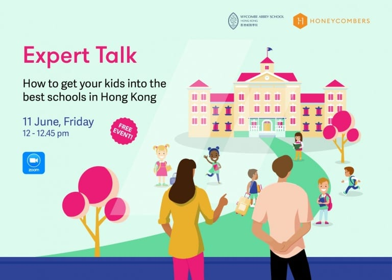 Expert Talk: How To Get your kids into the best schools in Hong Kong