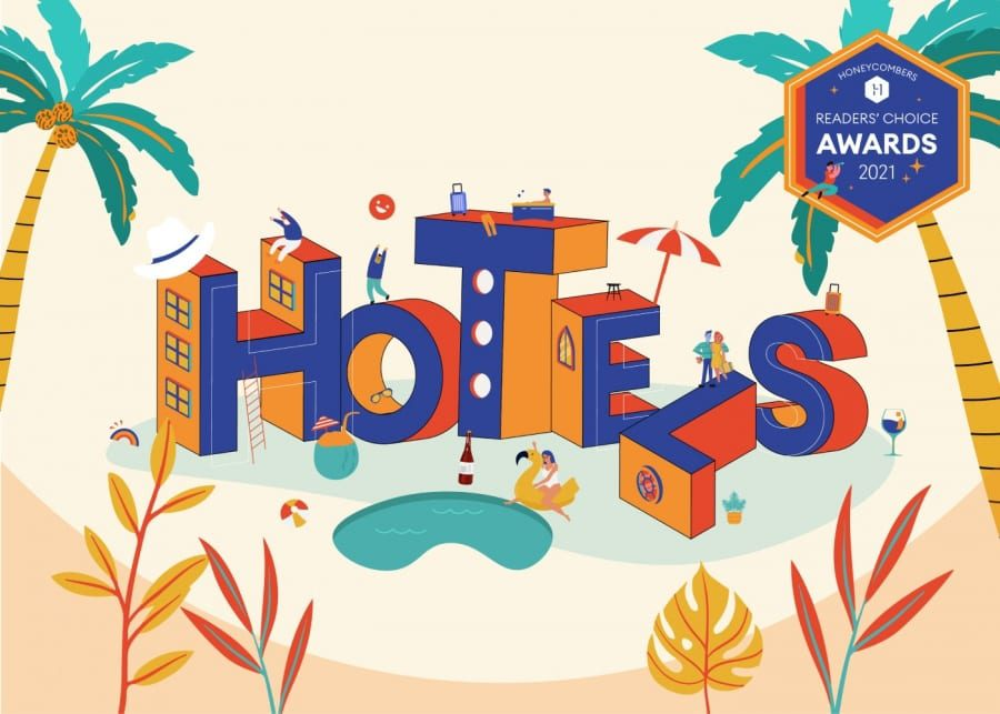 Honeycombers Love Local Awards Hotels