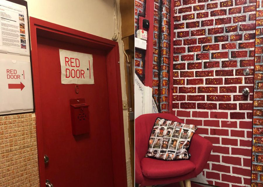 LGBTQ+ mental health red door counselling